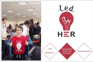 Led By Her Hackathon Chiara Condi Paris France