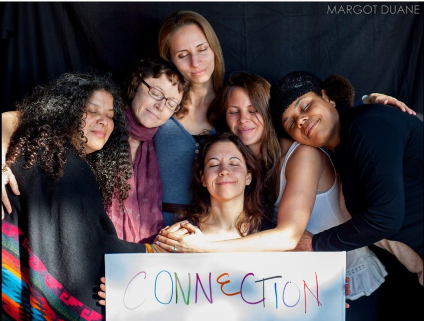 Kristy Arbon Mindful Self-Compassion WisdomWomen portraits by Margot Duane Connection