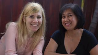 Amy Vatanakul and Natalia Yurevich Interview MadameSuccess.cm Los Angeles May 2017