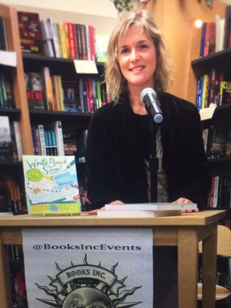 Benke Karen Book Signing author poet MadameSsuccess.com