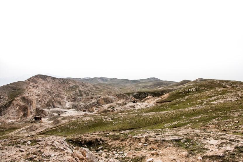 Ouzbékistan, Désert de Kyzylkoum