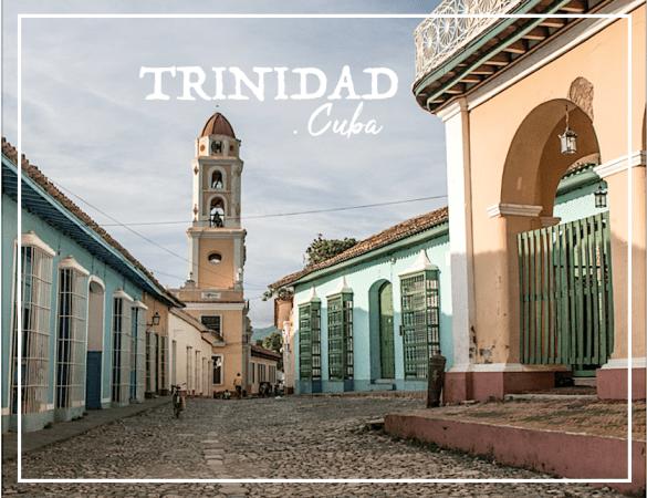 Blog Madame Voyage à Cuba à la découverte de la ville de Trinidad