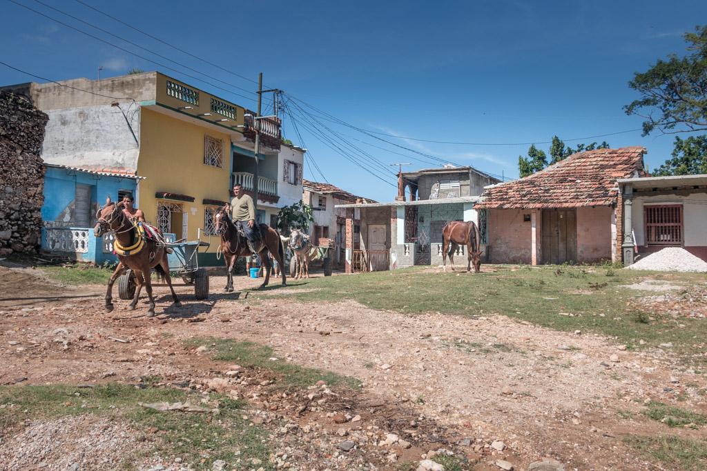 Blog Madame Voyage à Cuba dans les rues de Trinidad