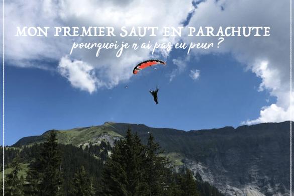 saut en parachute avec Parachutisme 74