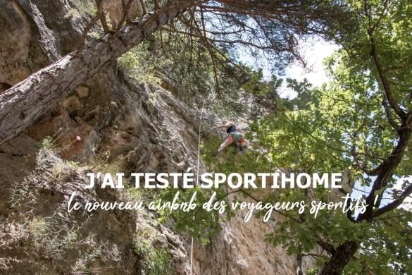 J'ai testé sportihome, le nouveau airbnb des voyageurs sportifs