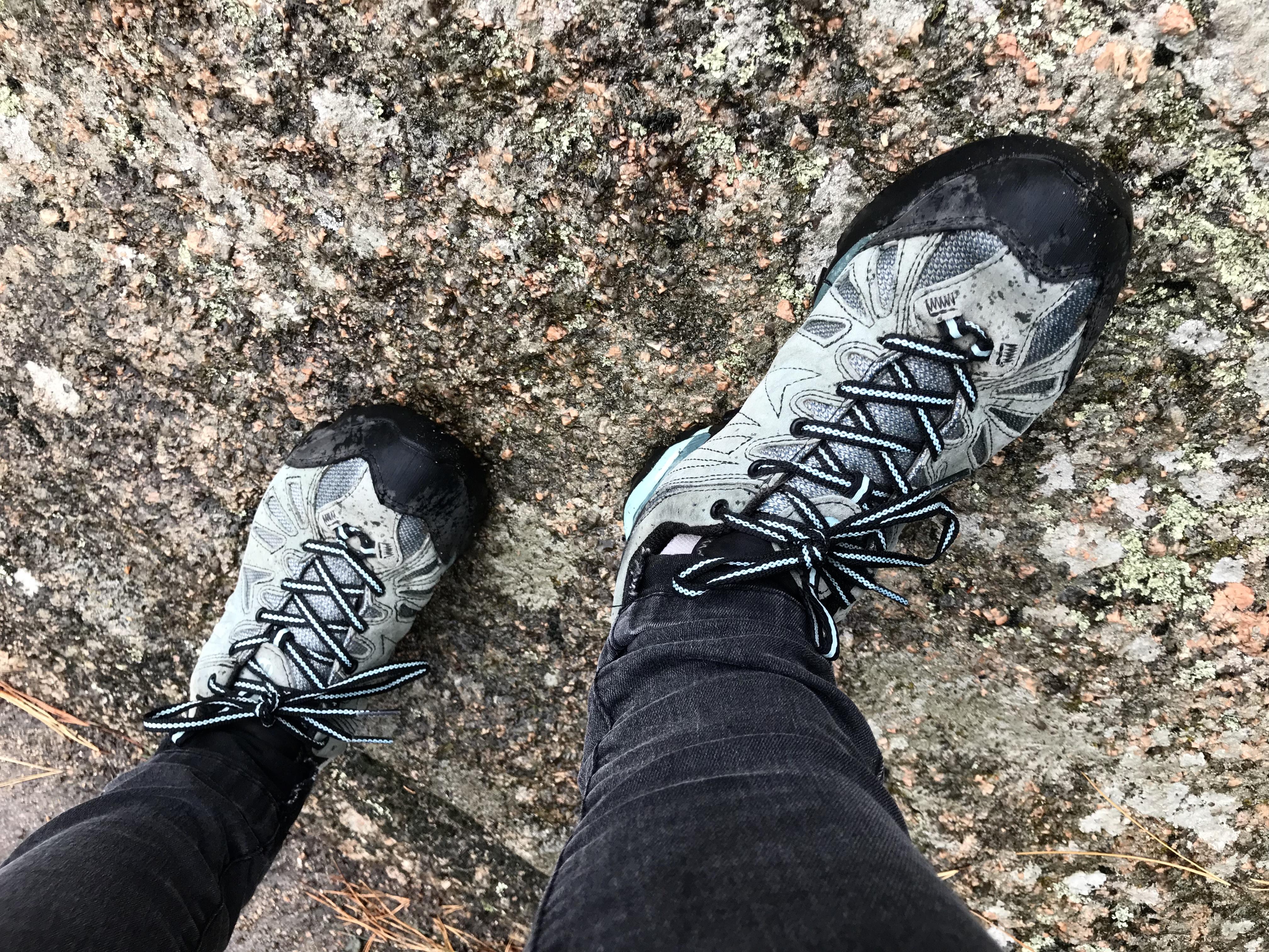 chaussures de randonnée merrell femme