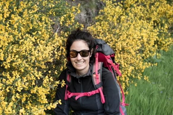 portage du sac-à-dos de randonnée femme MH500 Quechua