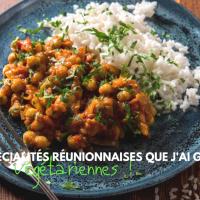 I LA RÉUNION I 20 spécialités végétariennes réunionnaises que j'ai dégusté !