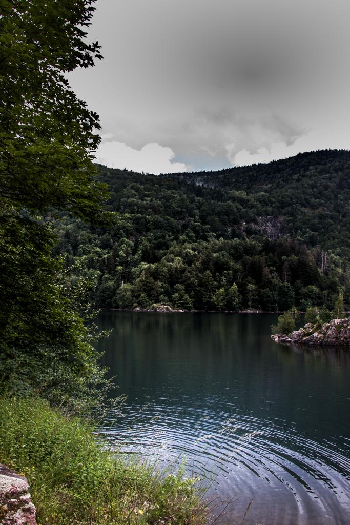 lac de sewen dans les vosges blog madame voyage