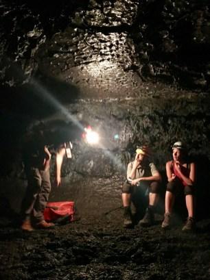activités sportives visite tunnel de lave sur l'île de La Réunion avec Ricaric Blog Madame Voyage