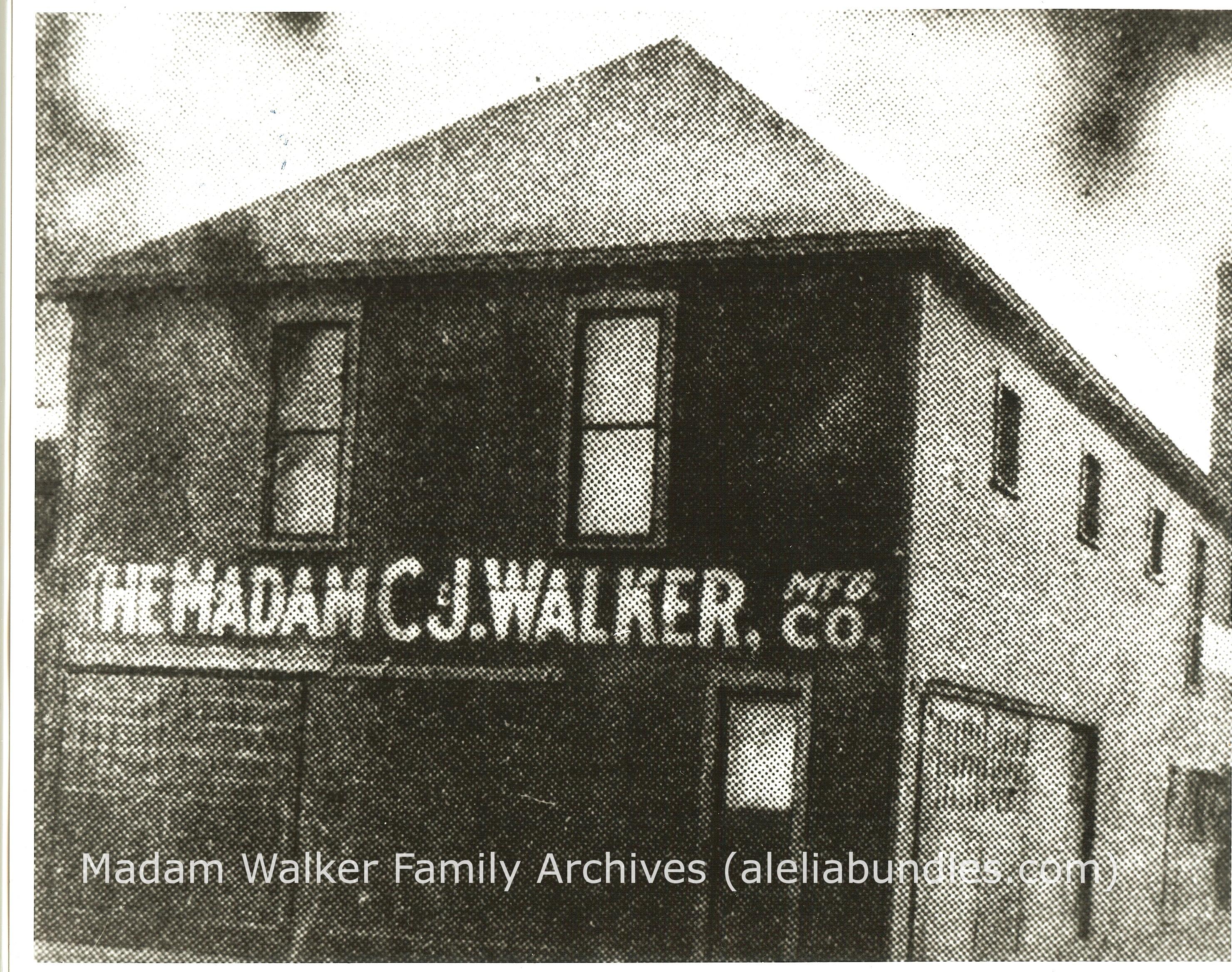 Madame Walker Theatre Center