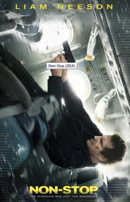 NonStop (2014) - Source imdb.com