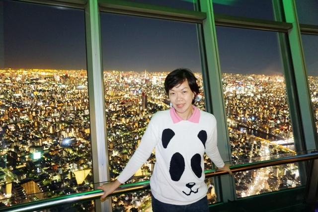 Kelap Kelip Metropolitan Tokyo