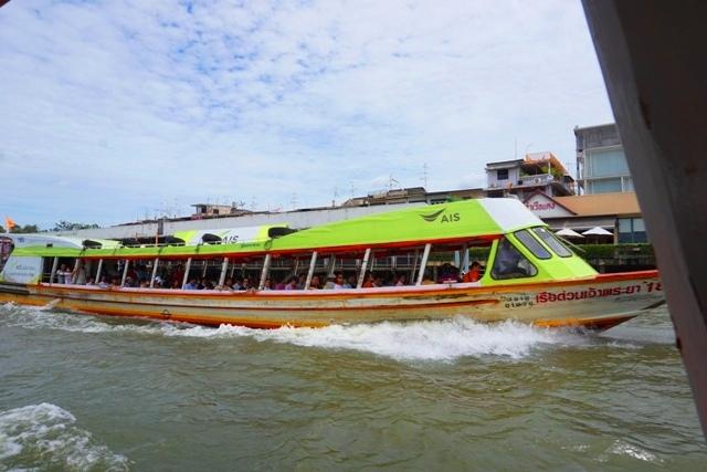 Water Bus (istilah saya)