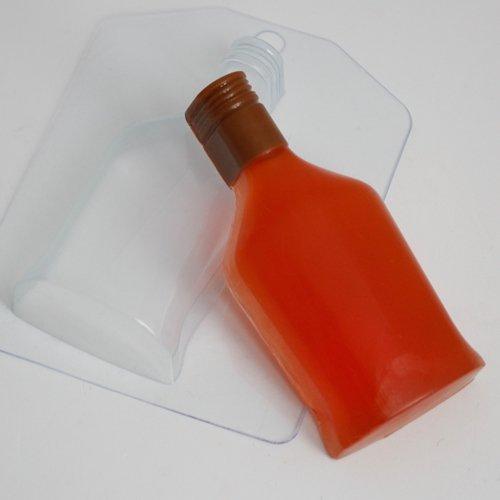 """Пластиковая форма """"Бутылка коньяка"""""""