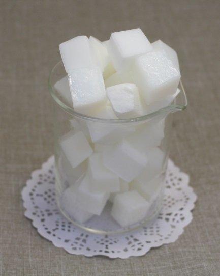 Мыльная основа Crystal WSLS FREE Белая