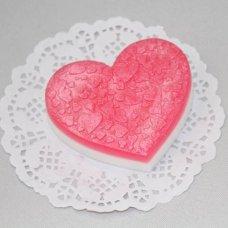 """Романтичное-Сердечки в сердце"" Набор для творчества"