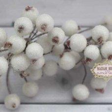 Ягоды в сахаре Белые