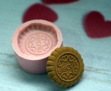 Печенье Biscuit круглое
