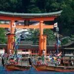 宮島管絃祭2017幻想的な海の神事日程アクセス見どころ案内
