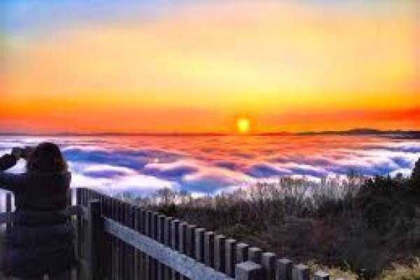 三次霧の海