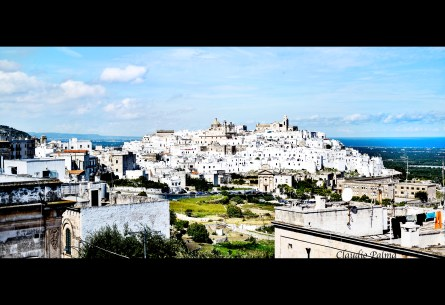 Ostuni - the white town