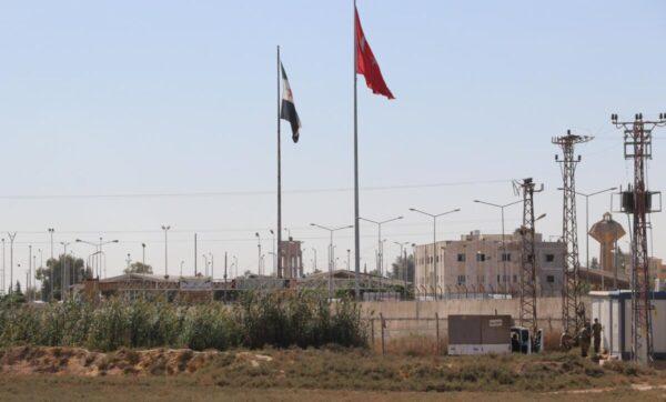 تركي لاستعادة العلاقات التجارية مع المناطق الحدودية مع سوريا 600x362 - مشروع تركي لاستعادة العلاقات التجارية مع المناطق الحدودية السورية - Mada Post