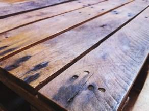 DIY coffee table 1