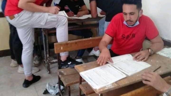 التعليم : التوصل لطلاب الغش الجماعى أول أيام امتحانات الثانوية العامة