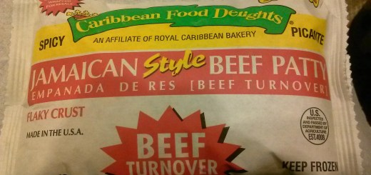 Caribbean delights Jamaican Patty