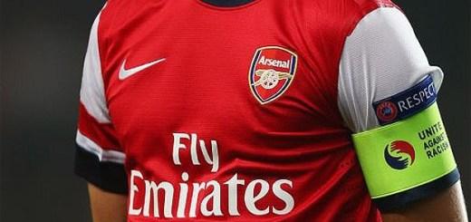 Arsenal FC Sign