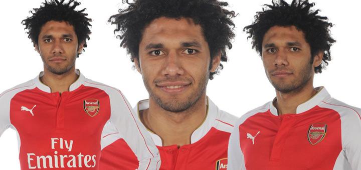 Arsenal confirm Mohamed Elneny