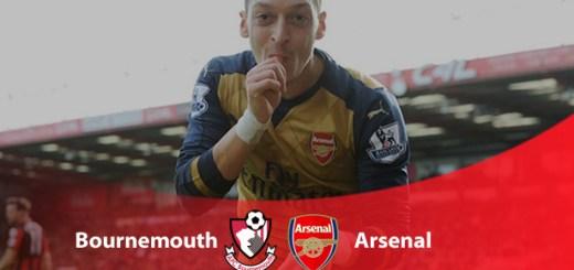 Arsenal defeat Bournemouth
