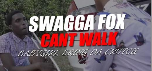 Swagga Fox - Cant Walk