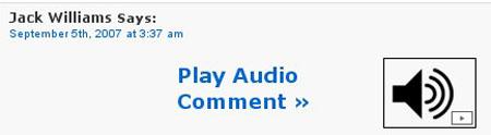 audio-comment