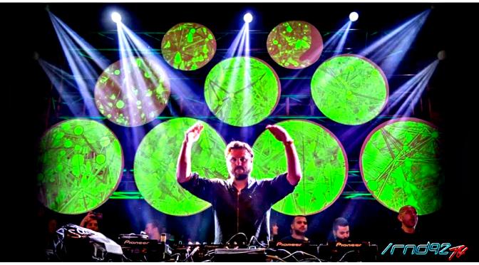 Nog meer MIX's van: DJ Solomun
