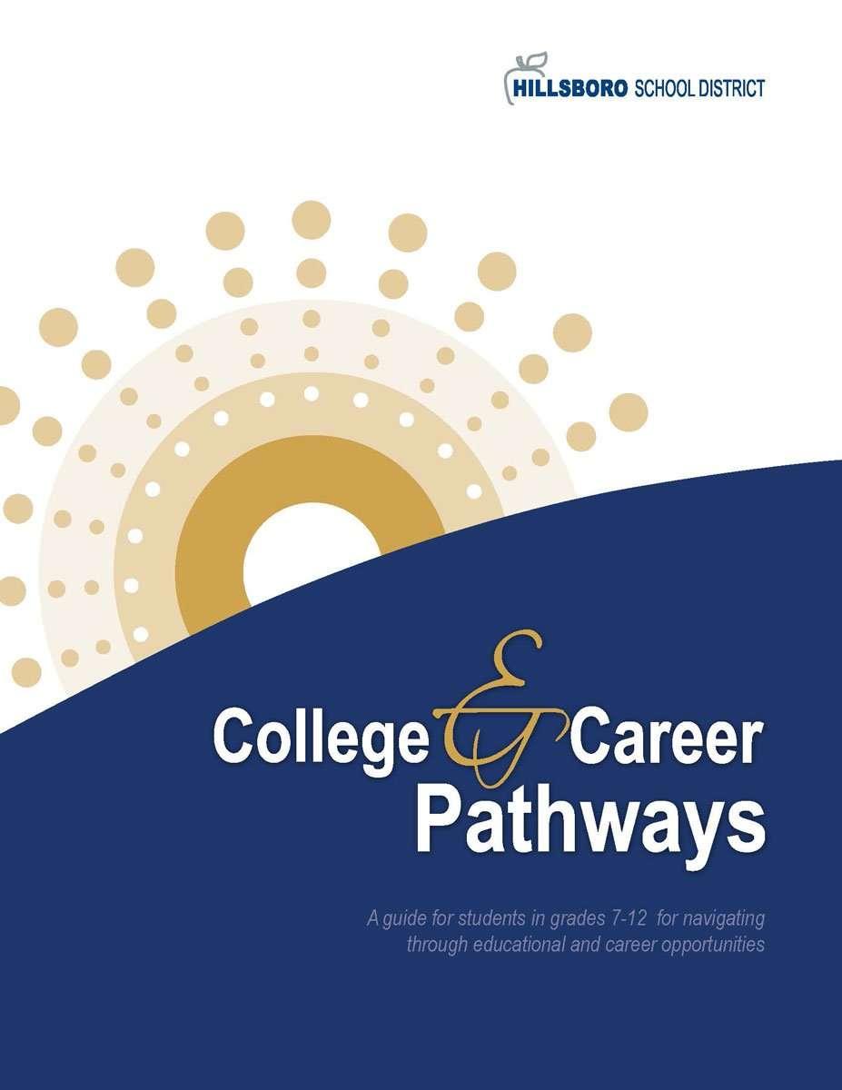 College & Career Pathways Booklet