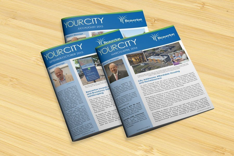 Your City Newsletter