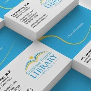 Siuslaw Public Library Logo