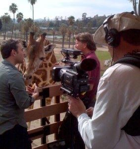 Animal Exploration TV Series cinematographer