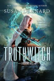 Truthwitch Cover Image