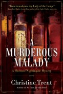 A Murderous Malady Cover