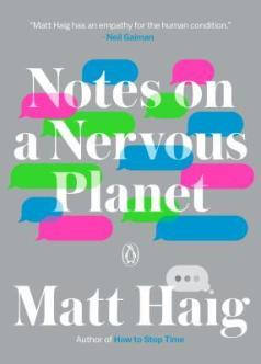 Notes on a Nervous Planet Cover