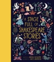 Shakespeare Stories Cover
