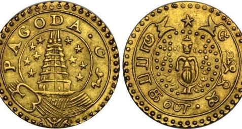 1 Varahan Gold Coin