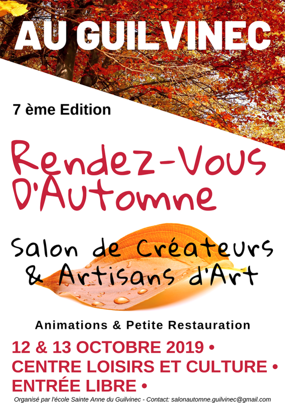 guilvinec -mad bzh au salon d'automne du guilvinec en octobre