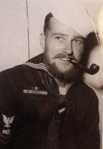 Dee Molenaar, WWII, Coast Guard