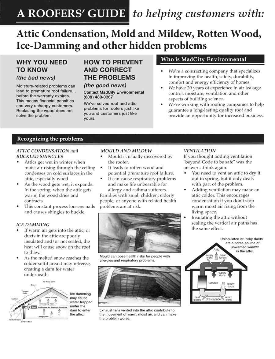 Roofers Guide 2018
