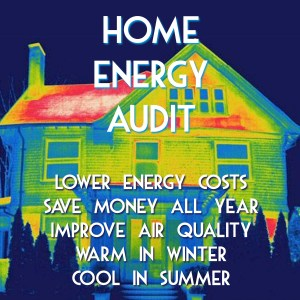 Home Energy Audit with MadCity Environmental