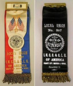 IHCB ribbon